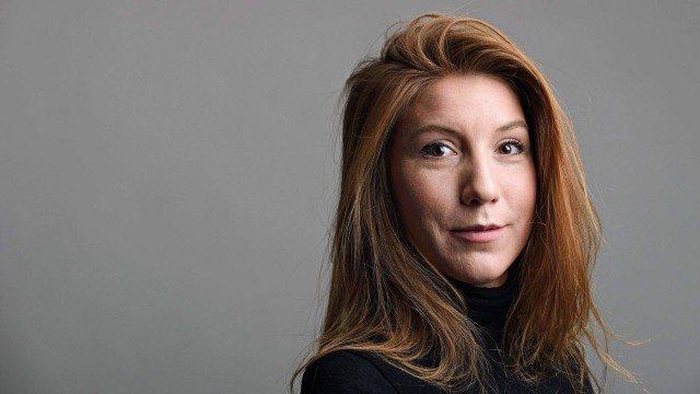 Jornalista desaparecida morreu dentro de submarino e foi 'enterrada' no mar