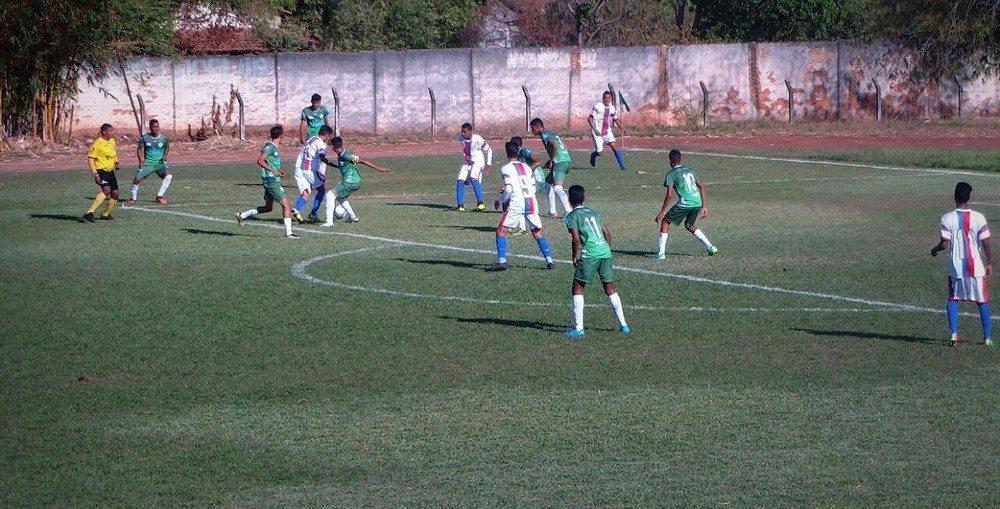 Gurupi estreia com goleada e Sparta cai diante do TEC