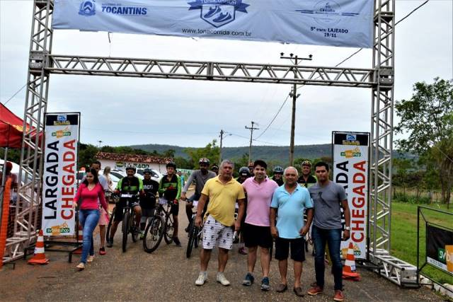 5ª e última etapa do Circuito Mountain Bike TO, foi neste domingo (19) em Lajeado