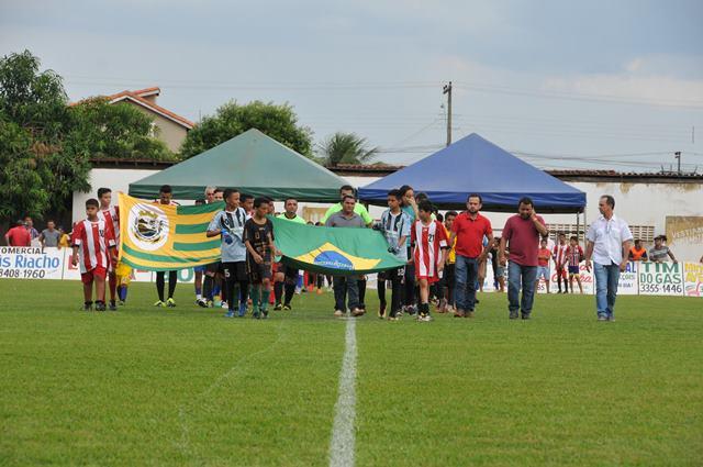 Fazenda leva o título do Campeonato de Futebol Master 2017 em Miranorte