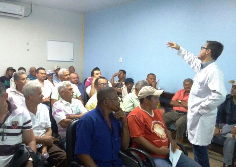 População de Paraíso recebe ações alusivas ao Novembro Azul