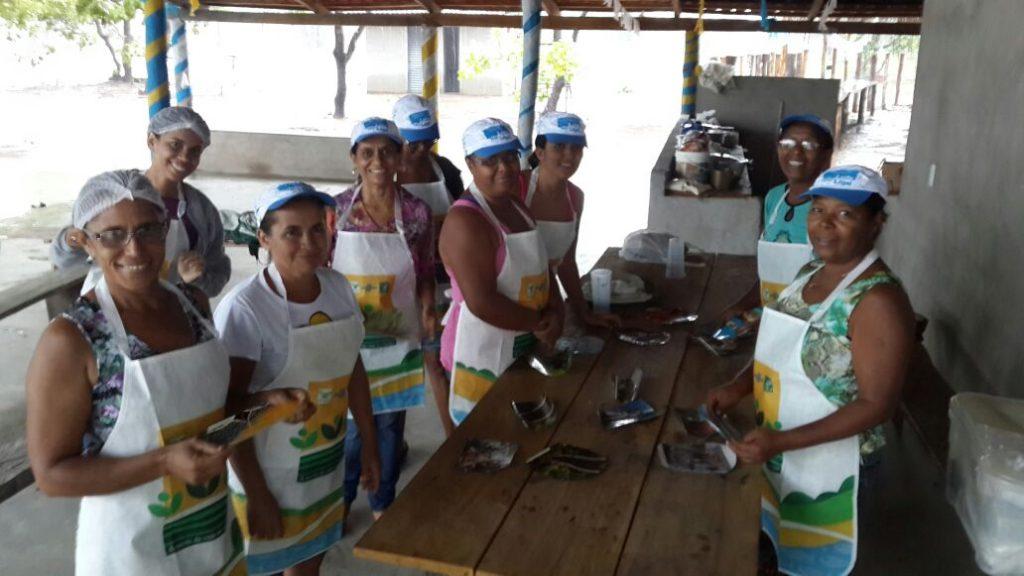 Curso de Produção de conservas e frutos cristalizados é realizado pelo SENAR em Porto Nacional