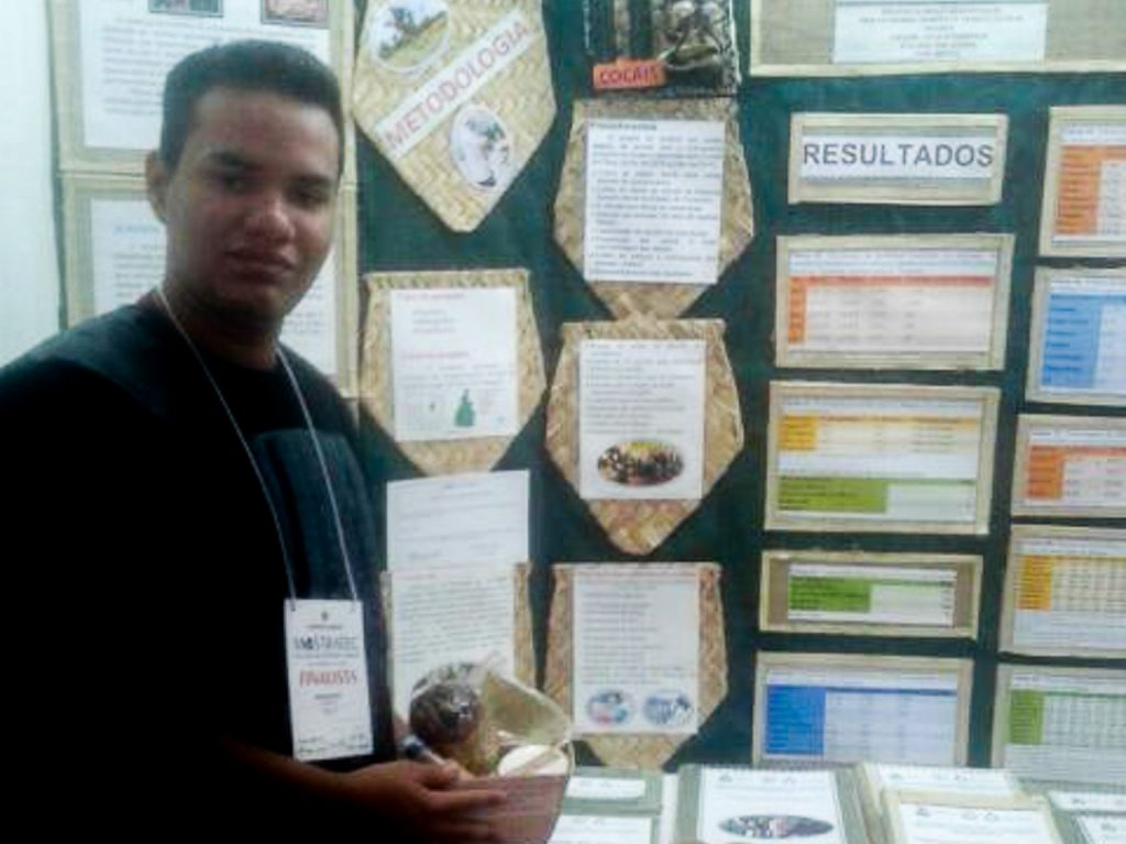 Acadêmico de Enfermagem tem trabalho selecionado para representar o Brasil em evento internacional