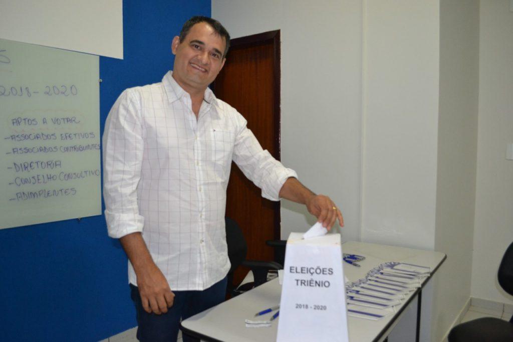 Silvan Portilho é o novo presidente da Câmara de Dirigentes Lojistas de Palmas