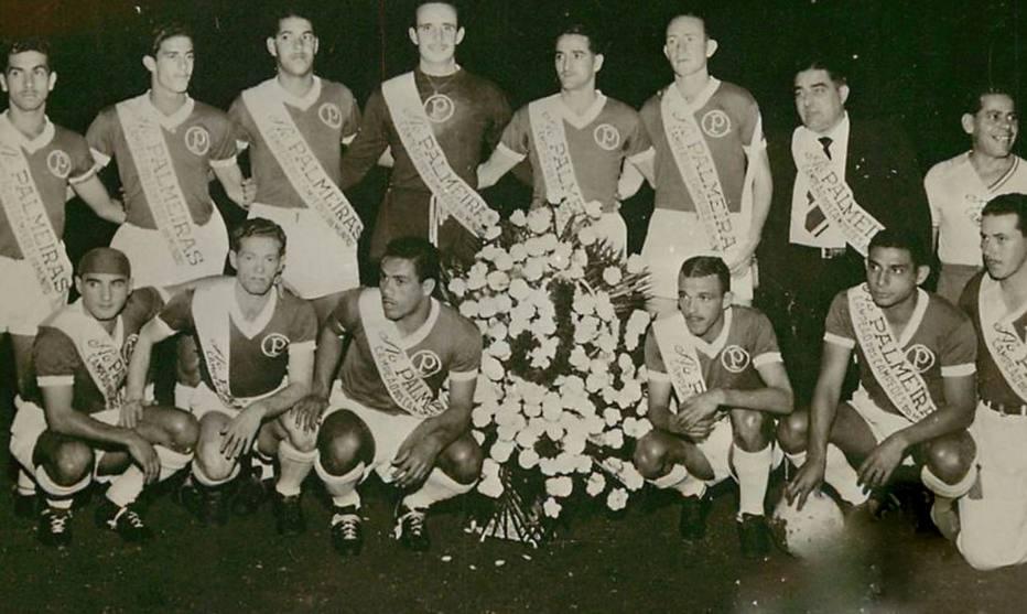 Palmeiras envia à Conmebol novo pedido de reconhecimento do Mundial de 1951