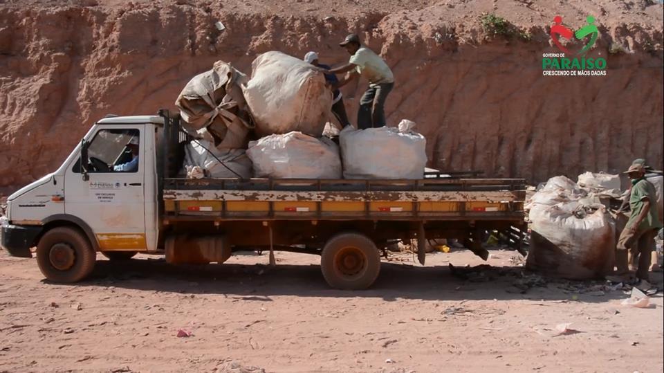 Com o apoio da Prefeitura, Associação recolhe 15 mil toneladas de recicláveis por mês