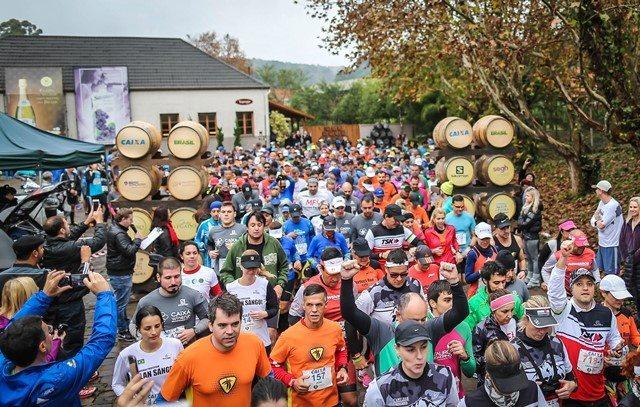 Wine Run – Vale dos Vinhedos 2018 está com inscrições abertas