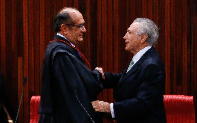 Temer nomeia ex-esposa de Gilmar para cargo de R$ 27 mil por mês em Itaipu