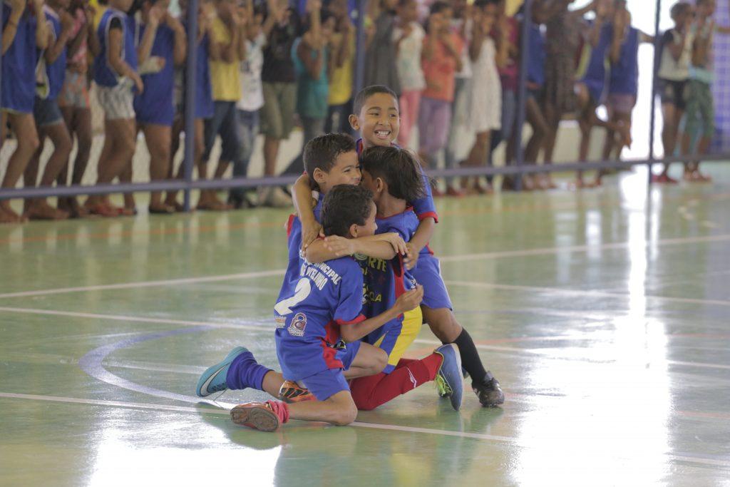 Finais dos Jogos Municipais da Integração Escolar iniciam nesta segunda