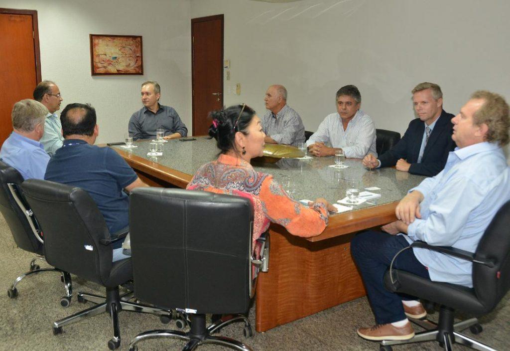 Empresários pedem apoio da Assembleia para o desenvolvimento da piscicultura no Estado