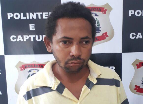 Polícia Civil prende acusado por estupro de vulnerável em Luzimangues