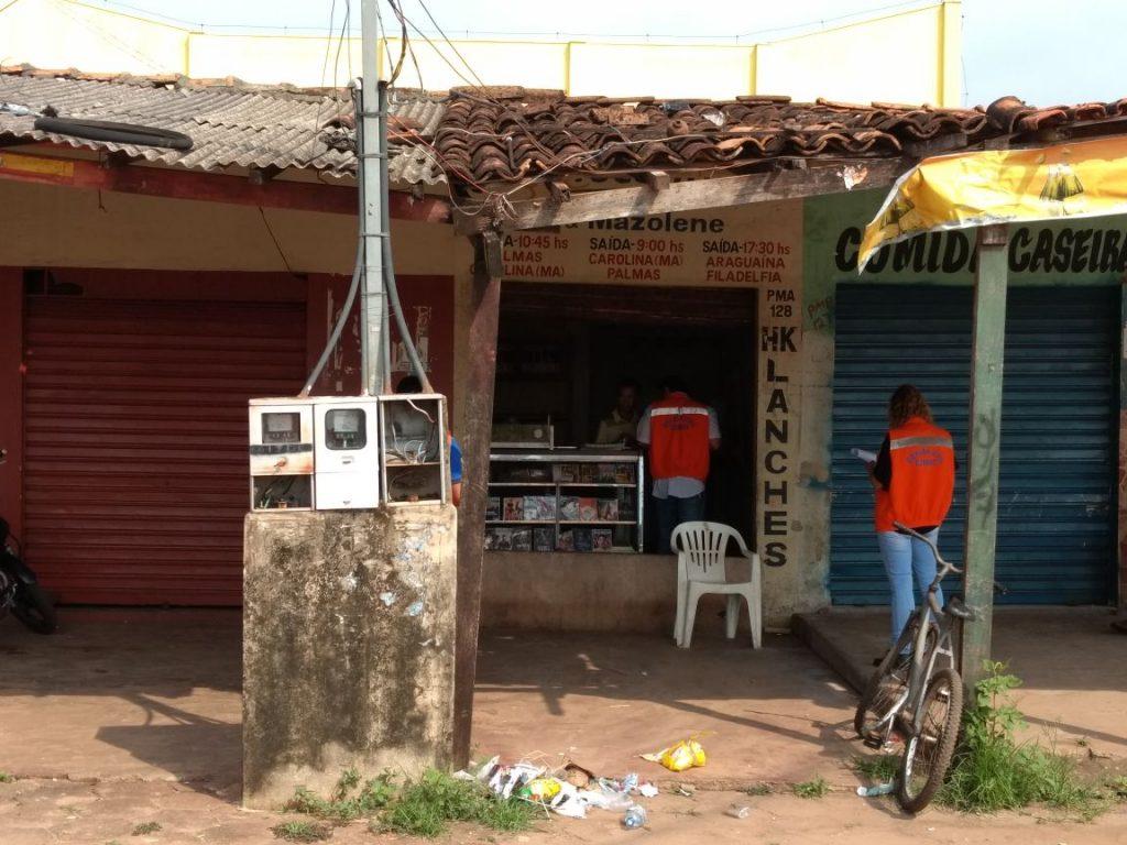 Segunda etapa do Projeto Nova Feirinha segue com cadastros de ocupantes, em Araguaína
