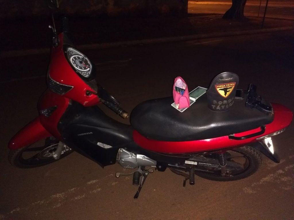 Polícia Militar prende homem e recupera duas motos roubadas por ele em Araguaína