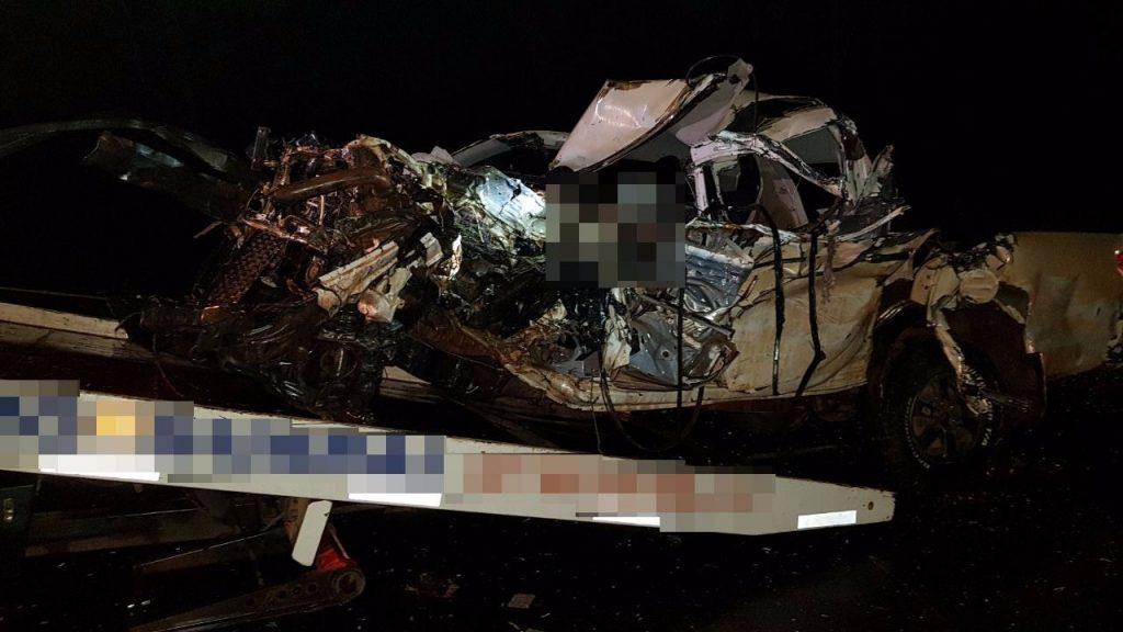 Acidente na BR-153 envolvendo três veículos deixa um óbito, em Guaraí TO
