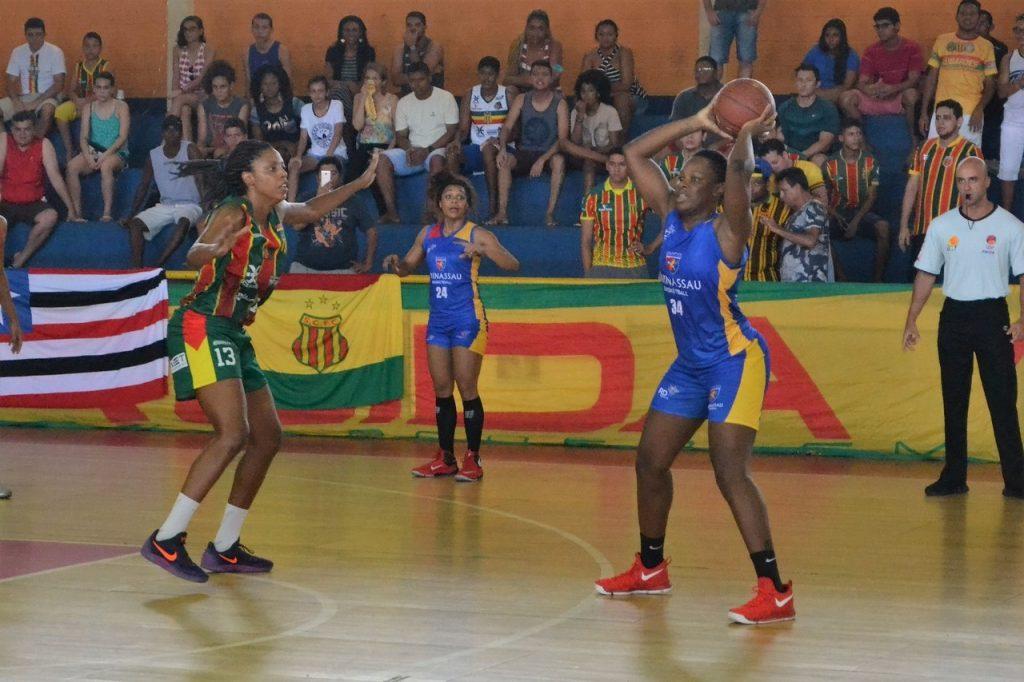 Para Gilmara Justino, ´Cara Nova` da  LBF estimula as jogadoras