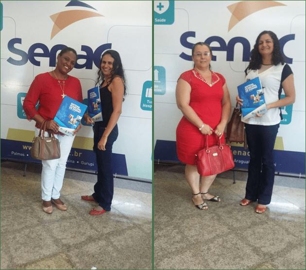 Secretária de educação de Monte Santo participa de seminário sobre Sistemas de Ensino