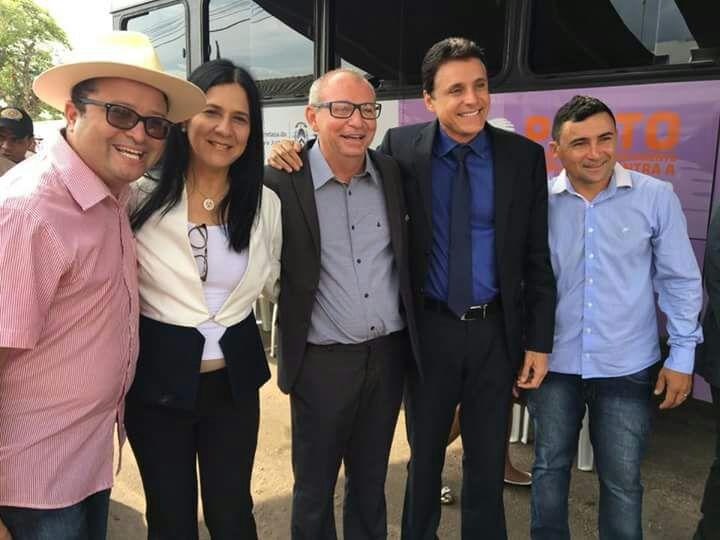 Nilton Franco participa de sessão plenária especial da Assembléia Legislativa em Miracema