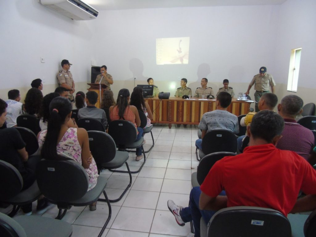 Polícia Militar realiza formatura de mais 42 alunos no curso de informática do 2º BPM em Araguaína