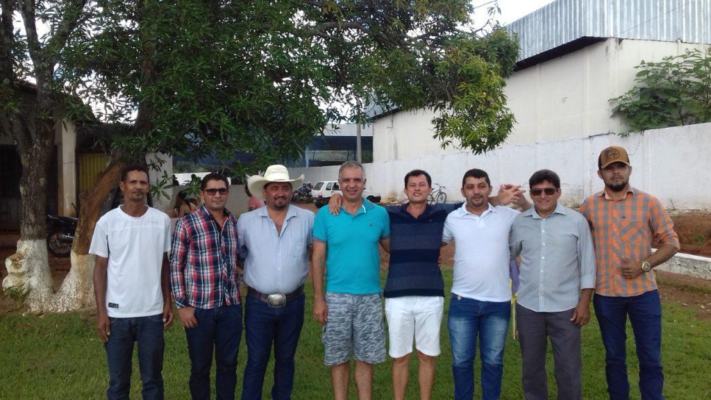 Toni Ferreira participa de confraternização com lideranças do Vale do Araguaia