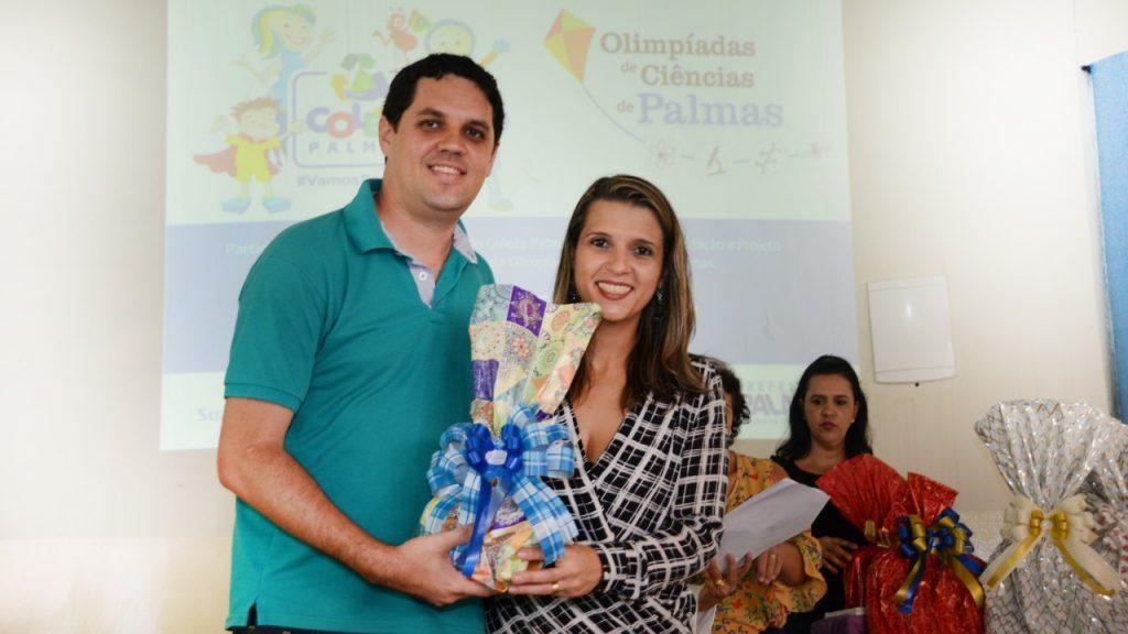 Escola Jorge Amado é a grande vencedora da Olimpíada de Ciências de Palmas