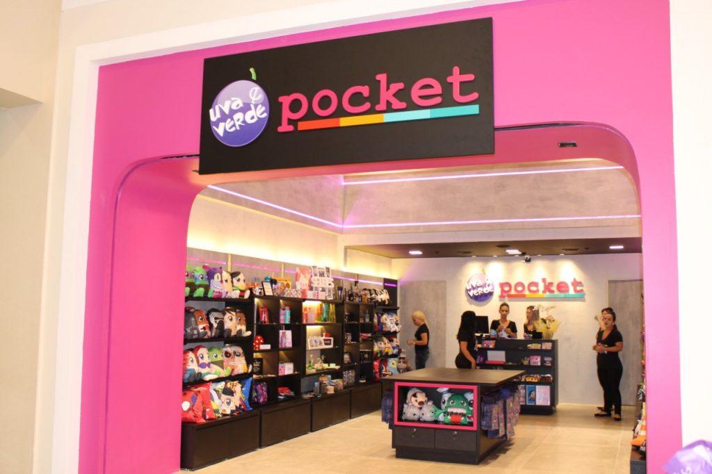 Inauguração no Shopping Capim Dourado