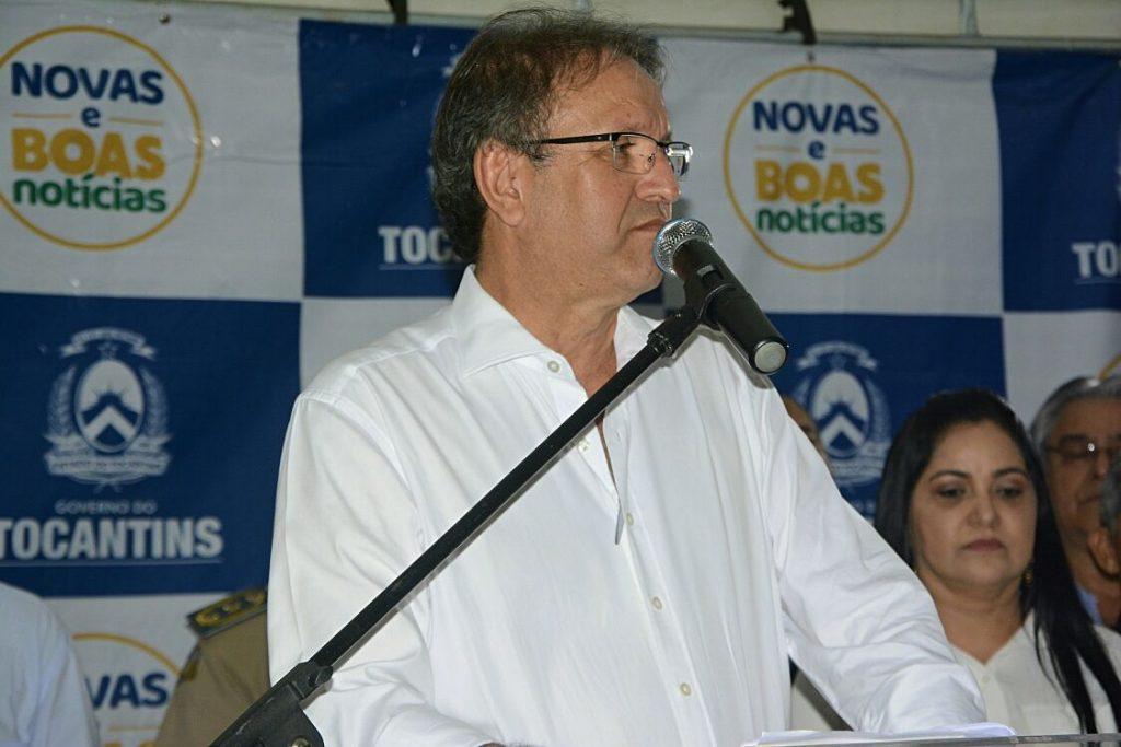 Governo do Estado entrega novas instalações da DECA e da DPCA em Palmas