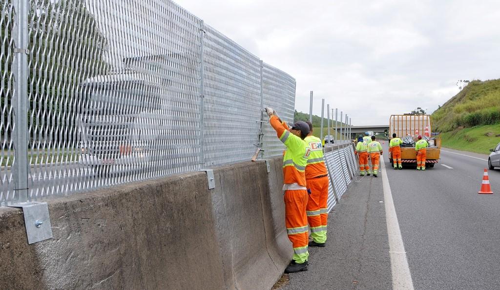 CCR NovaDutra conclui 19 obras de modernização de pontes e viadutos em 2017