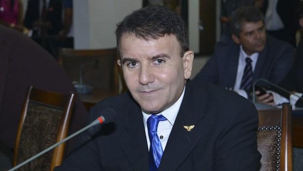 Deputado Eduardo Siqueira em resposta às declarações do vereador Tiago Andrino