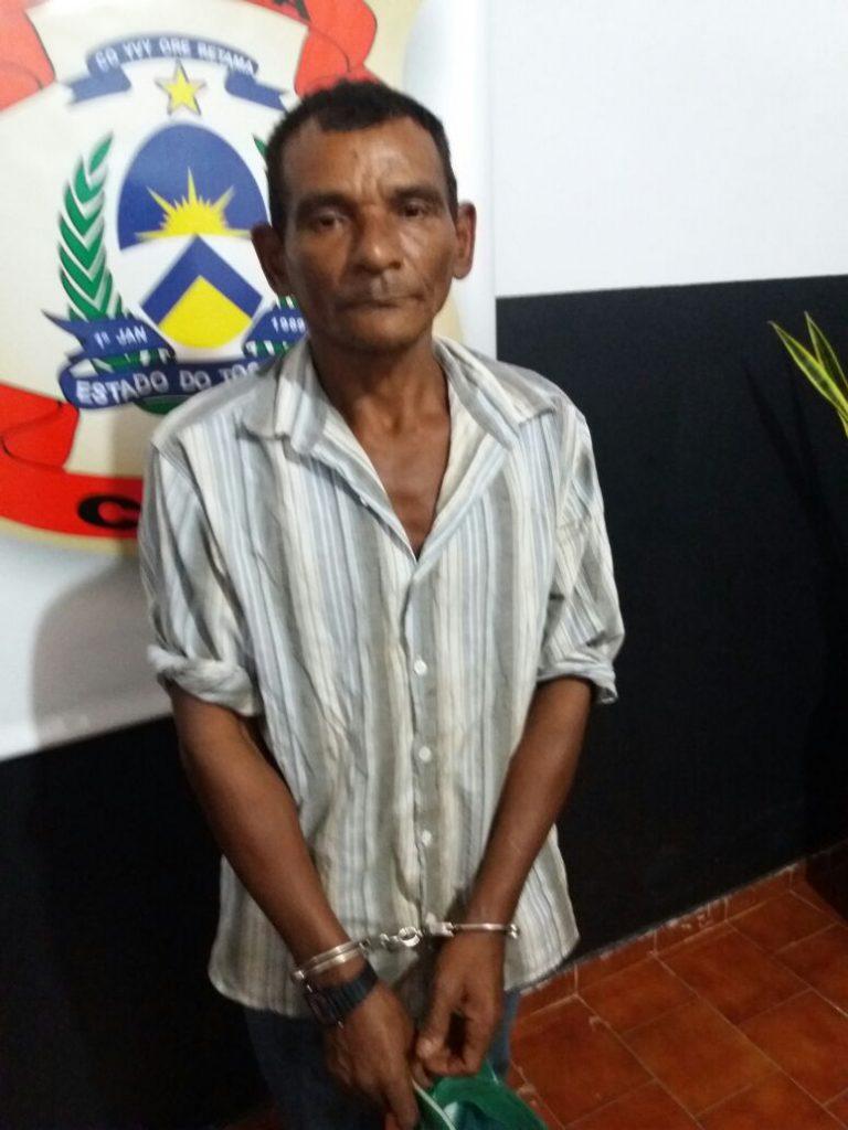 Polícia Civil prende suspeito por estupro de vulnerável em Formoso do Araguaia