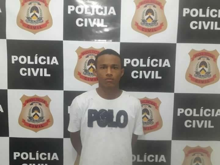 Homem que danificou mais de trinta (30) Hidrômetros na cidade de Lagoa da Confusão é preso pela Polícia Civil