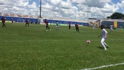 Clube tocantinense empata na estreia da Copa São Paulo
