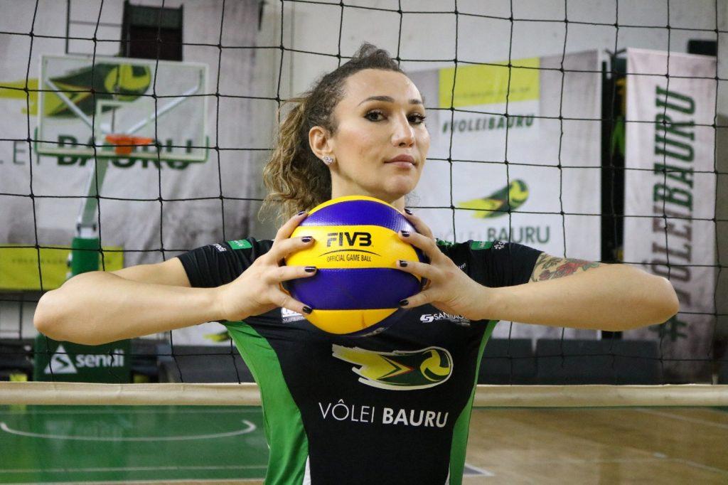 Tifanny, primeira atleta transexual a atuar na Superliga feminina no Brasil é de Paraíso do Tocantins