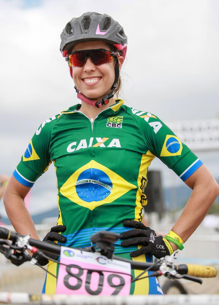 Viviane Favery migra para a modalidade olímpica do mountain bike a partir de 2018