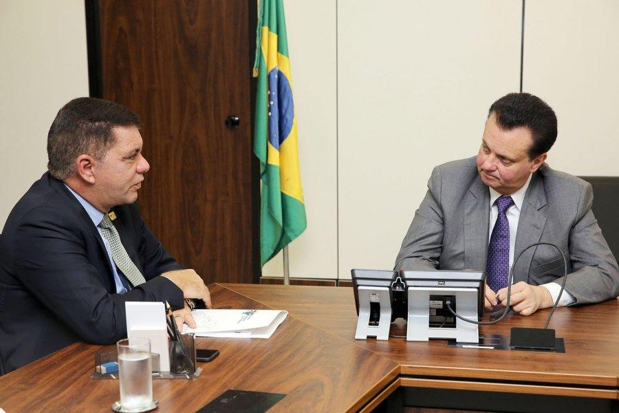 Ministro informa a Amastha que programa Internet para Todos será lançado em fevereiro
