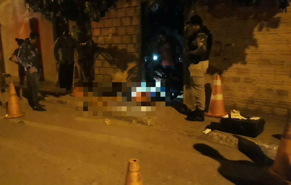 Quatro pessoas são assassinadas e duas baleadas em noite violenta em Gurupi