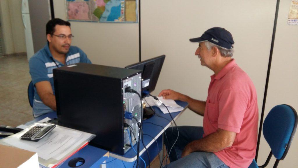 Produtores rurais devem fazer o recadastramento obrigatório na Adapec