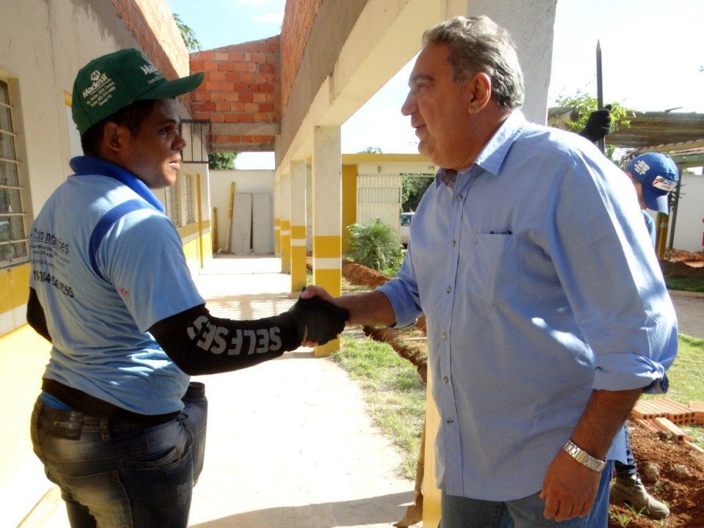 Escola Municipal Vila Nova em Gurupi contará com sistema de combate a incêndio e pânico