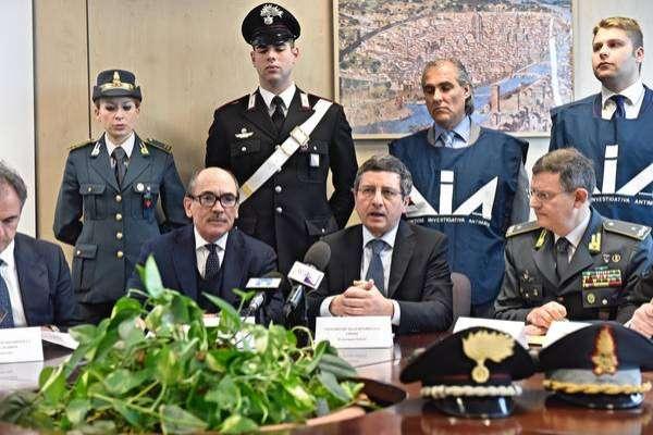 Itália prende quase 30 pessoas ligadas à máfia 'ndrangheta