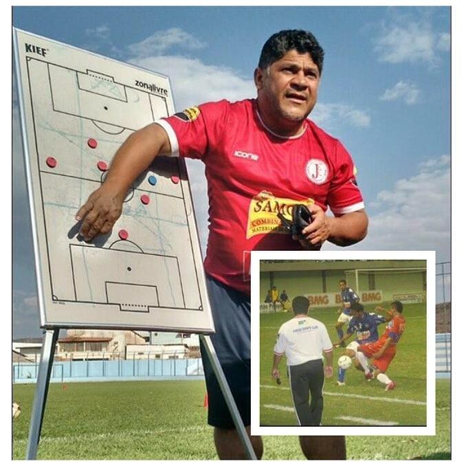 Célio Ivan é o novo técnico do Araguaína Futebol e Regatas