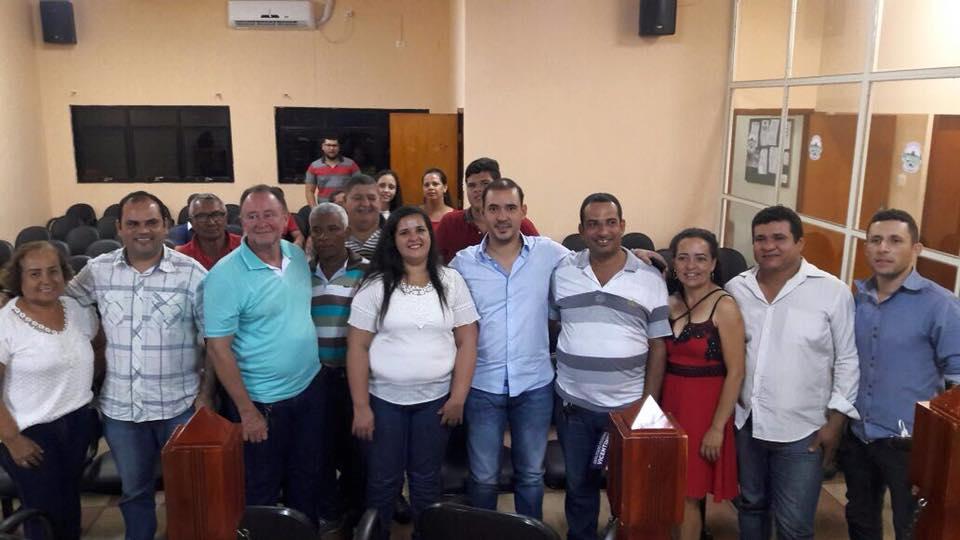 Deputado federal Vicentinho Junior esteve em Palmeirópolis e municípios do Sudeste