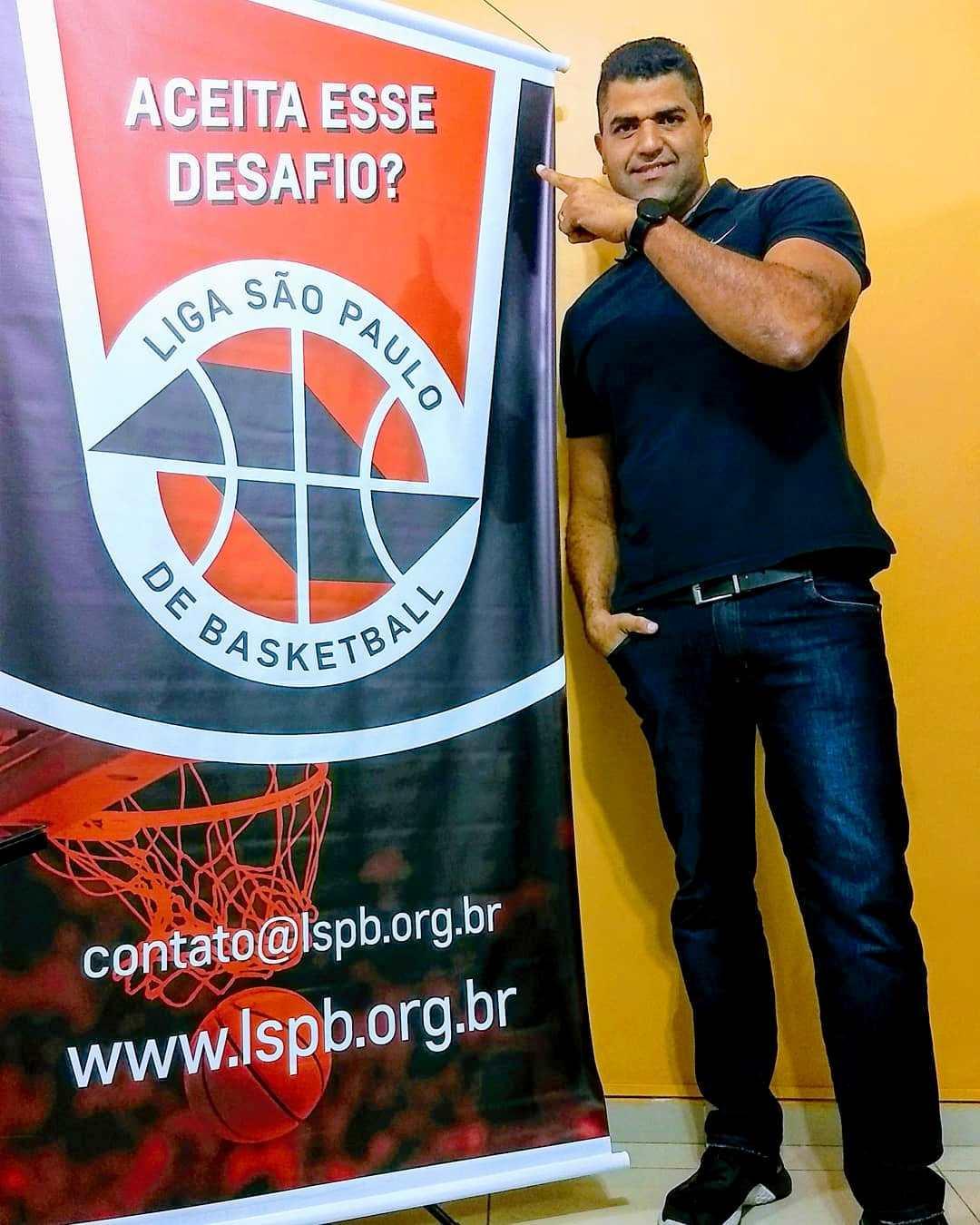 Inscrições abertas para o campeonato da Liga São Paulo de Basketball