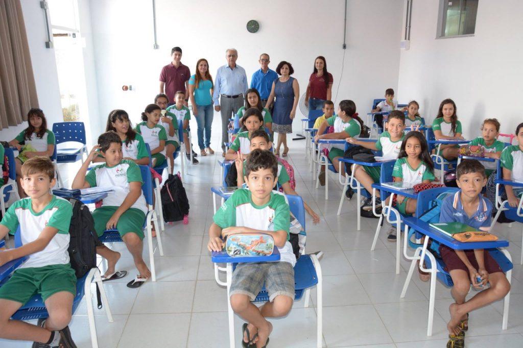 Aulas nas escolas e creches municipais de Paraíso (TO) começam nesta terça, 22