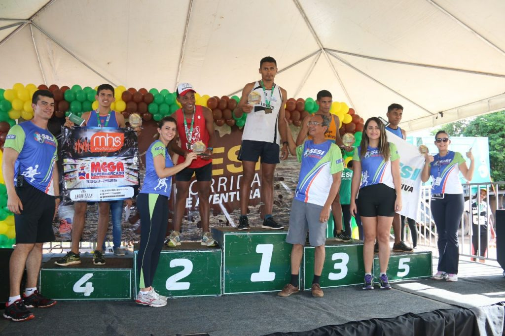 SESI Corrida de Aventura movimenta a Serra do Lajeado com mais de 250 corredores em sua 1ª edição