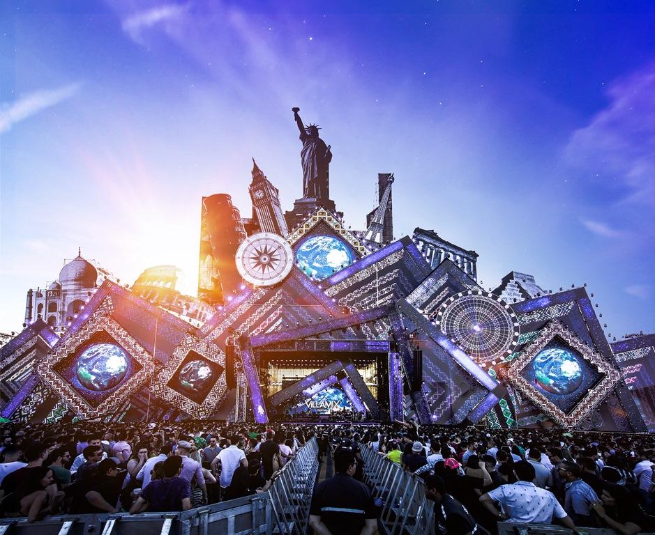 Europa recebe pela primeira vez o VillaMix Festival