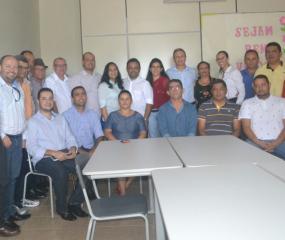 Prefeito Moisés Costa empossa novos secretários em Miracema
