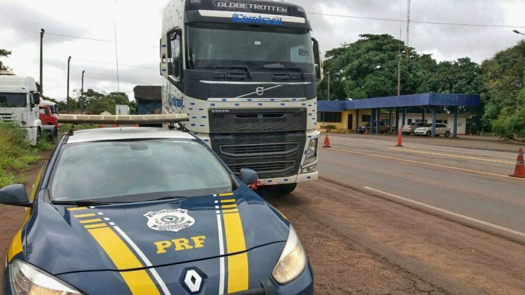 Polícia Rodoviária Federal emite boletim sobre final de semana nas rodovias federais do TO e relatório 2017