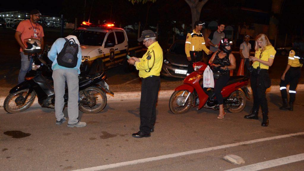 Nenhum acidente grave foi registrado no feriado de Carnaval em Palmas