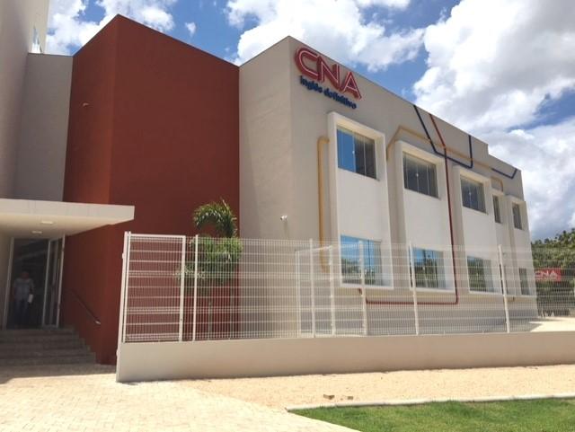 CNA inaugura nova sede da escola na Capital