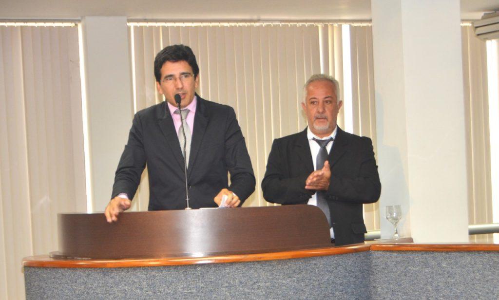 Júnior Geo cobra concurso para a Guarda Metropolitana de Palmas