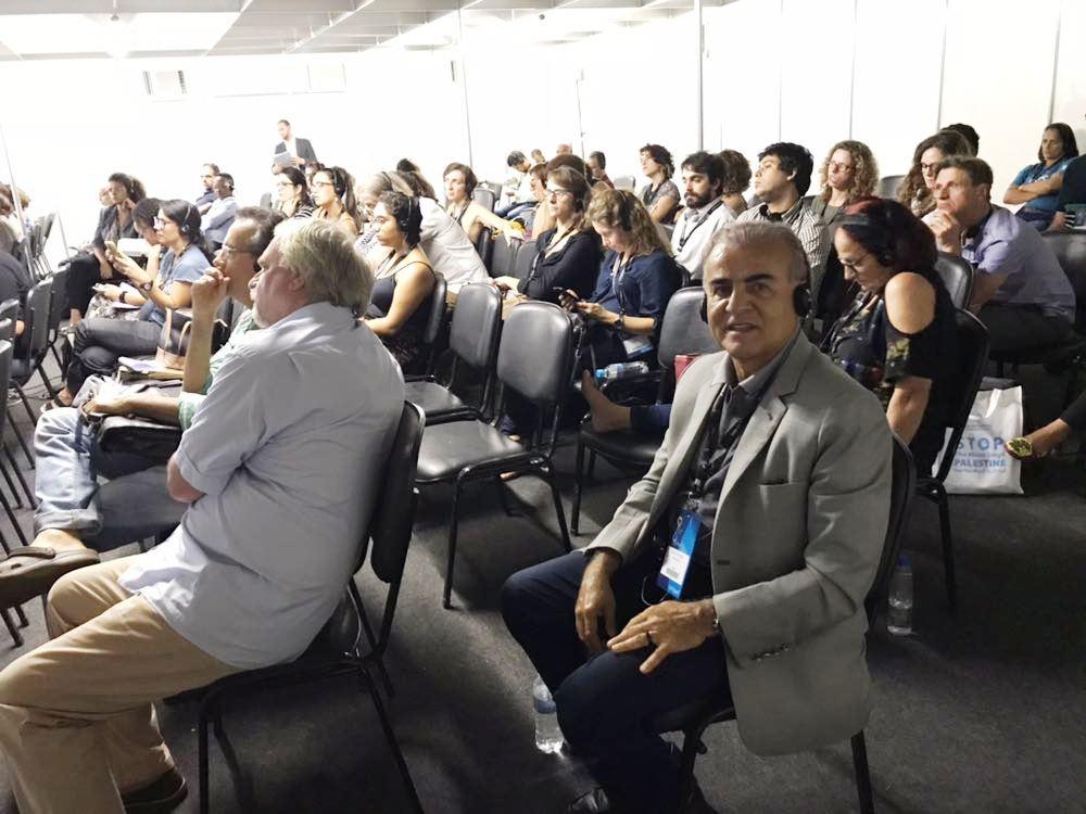 Paulo Mourão participa de 8º Fórum Mundial da Água em Brasília